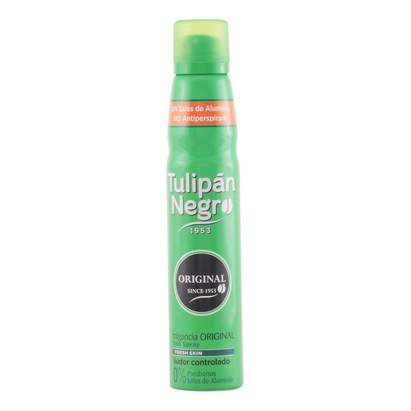 Spray Deodorant Original Tulipán Negro (200 Ml)