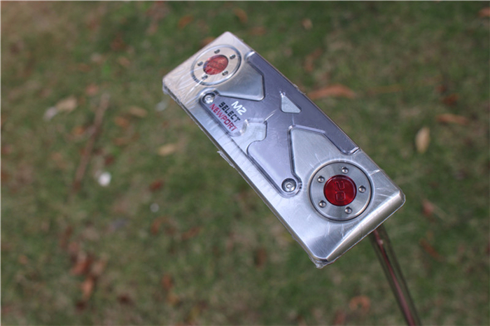 High Quality M2 Golf Clubs Golf Putter 33.34.35 Inch With Golf Steel Shaft And Wrench Putter Headcove Free Shipping
