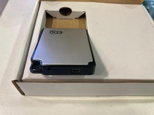 Корпус для HDD жесткого SATA 1,8 диска бокс для HDD USB 2.0 U108 ZIF 40Pin