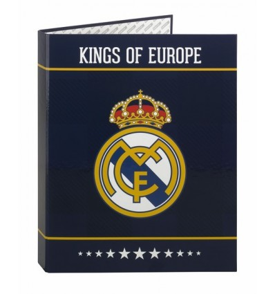 FOLDER FOLIO 4 ANIMIXTAS REAL MADRID B