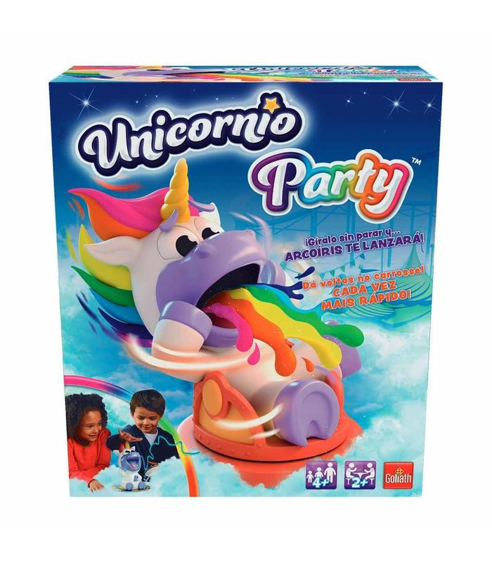 Unicorn Party Toy Store
