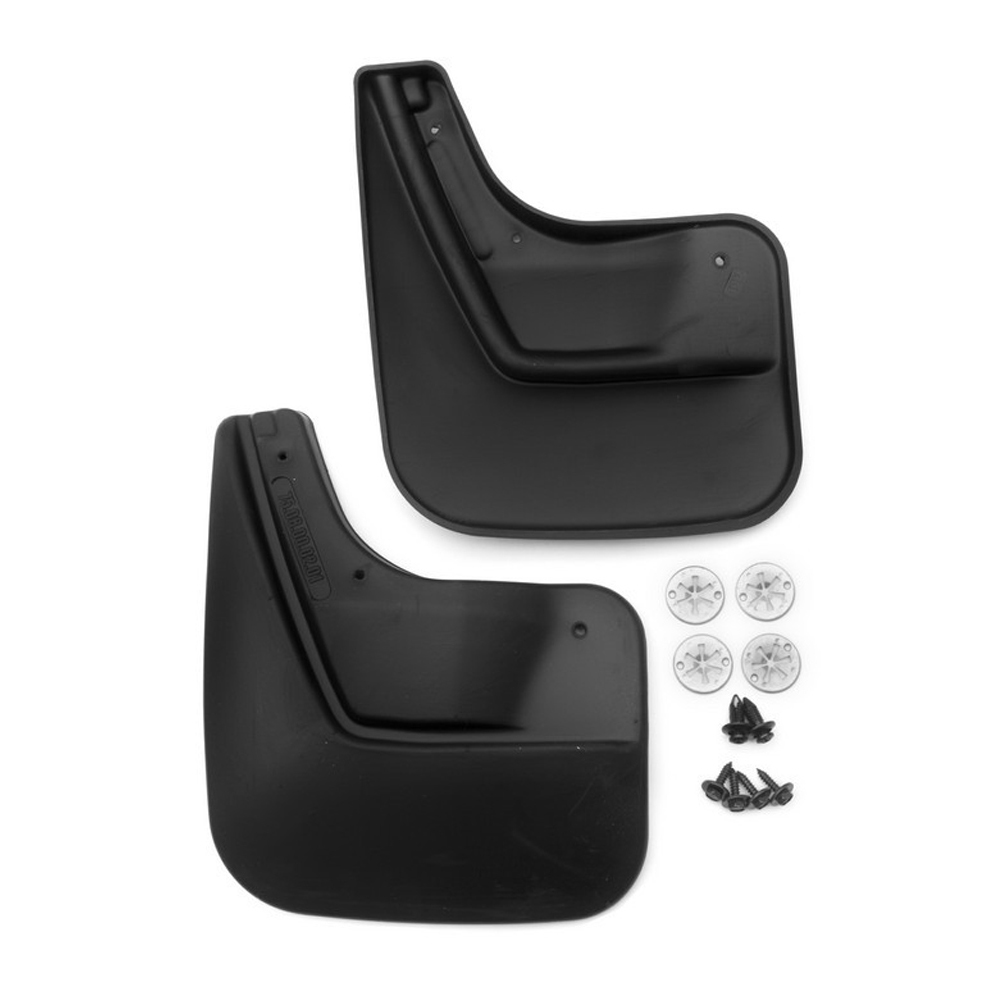 Rear mudguards for GEELY Emgrand EC-7 RV 2011-> cotton. 2 pcs. (optimum) in the package ast7002h huis 7 lcd screen car headrest monitor w remote controller av in grey 2 pcs