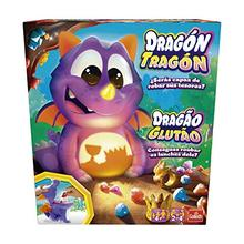 Goliath Dragon swallow. Her belly lights up remembers the colors and pulls out the right purple treasure (31228)