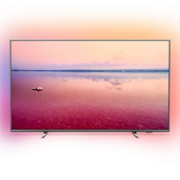 "Smart TV Philips 55PUS6754 55"" 4K Ultra HD LED WiFi Silver"
