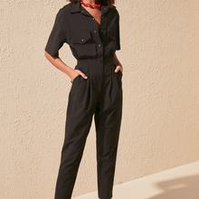 Trendyol Button Detail Jumpsuit TWOSS20TU0065