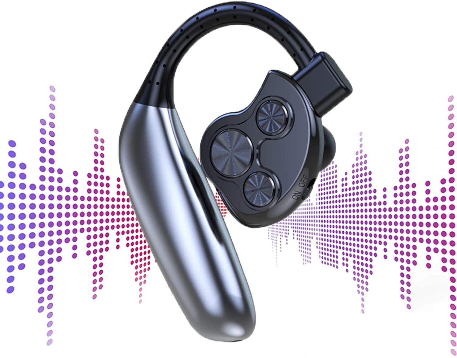 Voice Recorder, Earphone Digital Voice Activated Recording USB Flash Drive Portable MP3 Player