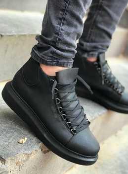 CHEKİCH męskie skórzane buty aksamitne buty z HİGHT QUALİTY buty czarne Nadaje się na lato i zimę Ostatnie dni na zniżki tanie i dobre opinie Buty derby TR (pochodzenie) Dla osób dorosłych Buty casualowe