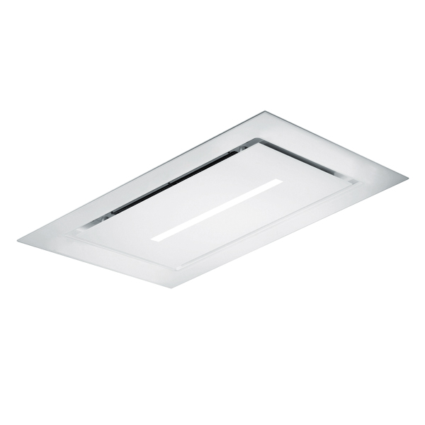 Conventional Hood Mepamsa 216425 Inox Touch Control LED Steel Tempered Glass