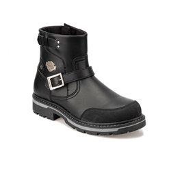 FLO KOBY 9PR botas negras para hombre KINETIX
