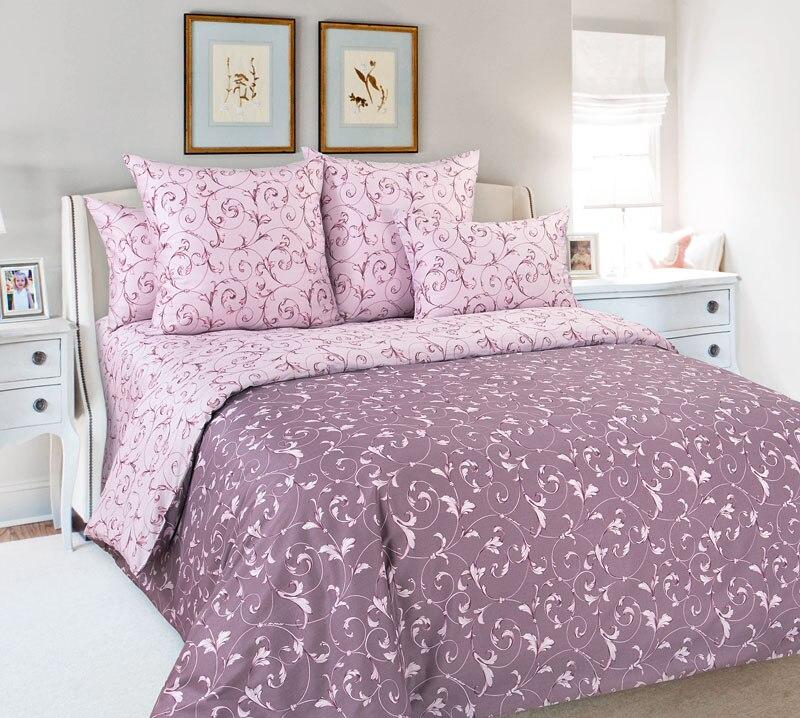 IV Gabriel fleur design satin parure de lit, 6 tailles linge de lit 4-7 pièces/ensemble housse de couette drap de lit côté