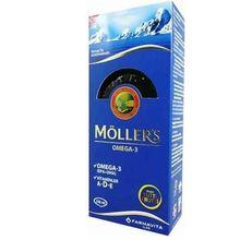 Möller's Omega3 Fish Oil Syrup Tutti Frutti 250 ml
