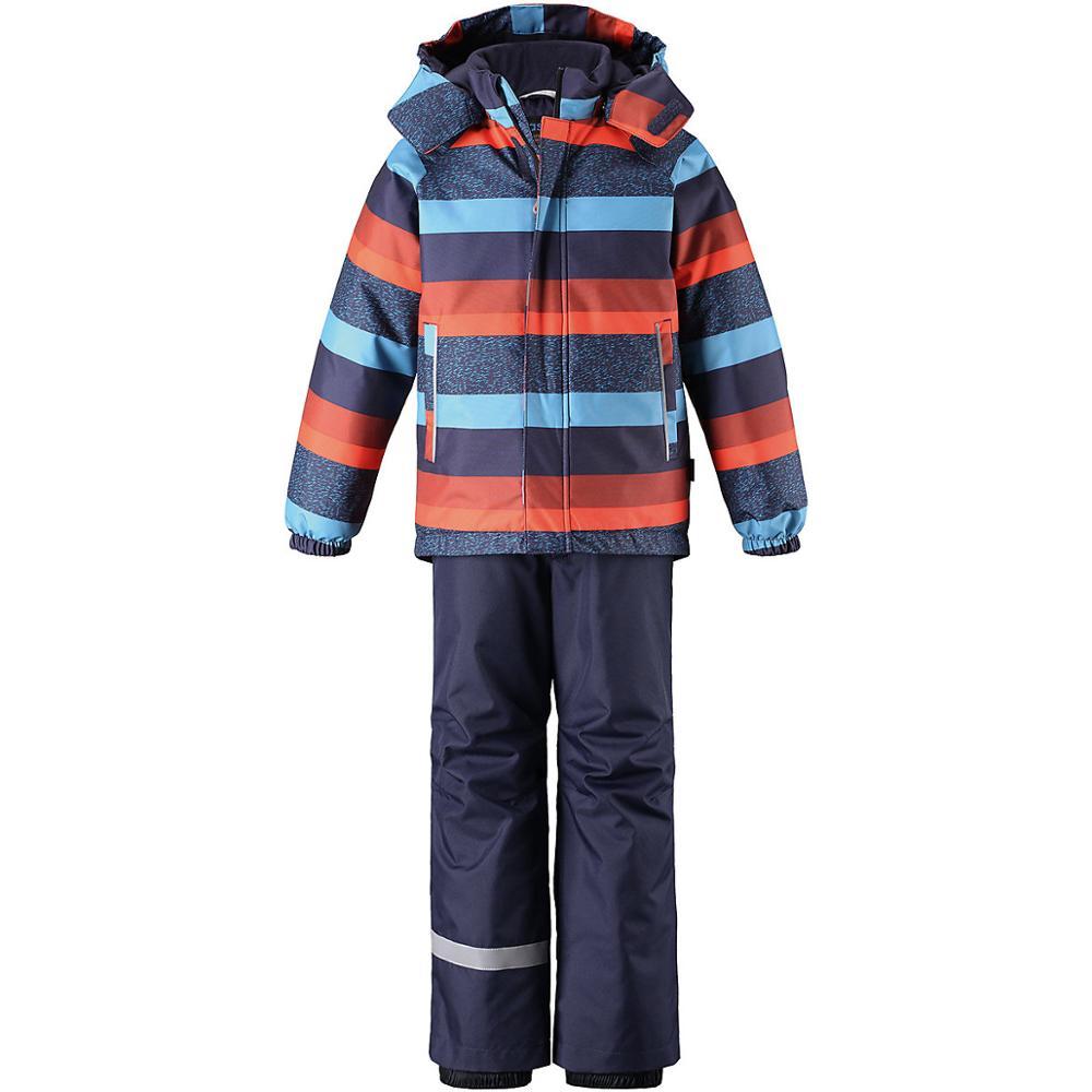 Ensembles pour enfants LASSIE pour garçons 8628500 hiver survêtement enfants enfants vêtements chauds