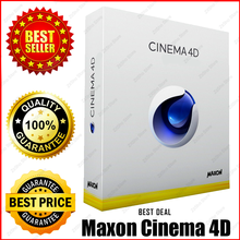Maxon Cinema 4D 2020