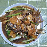 红烧鲳鱼(非油煎)的做法图解8