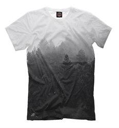 Maglietta Degli uomini di Foresta