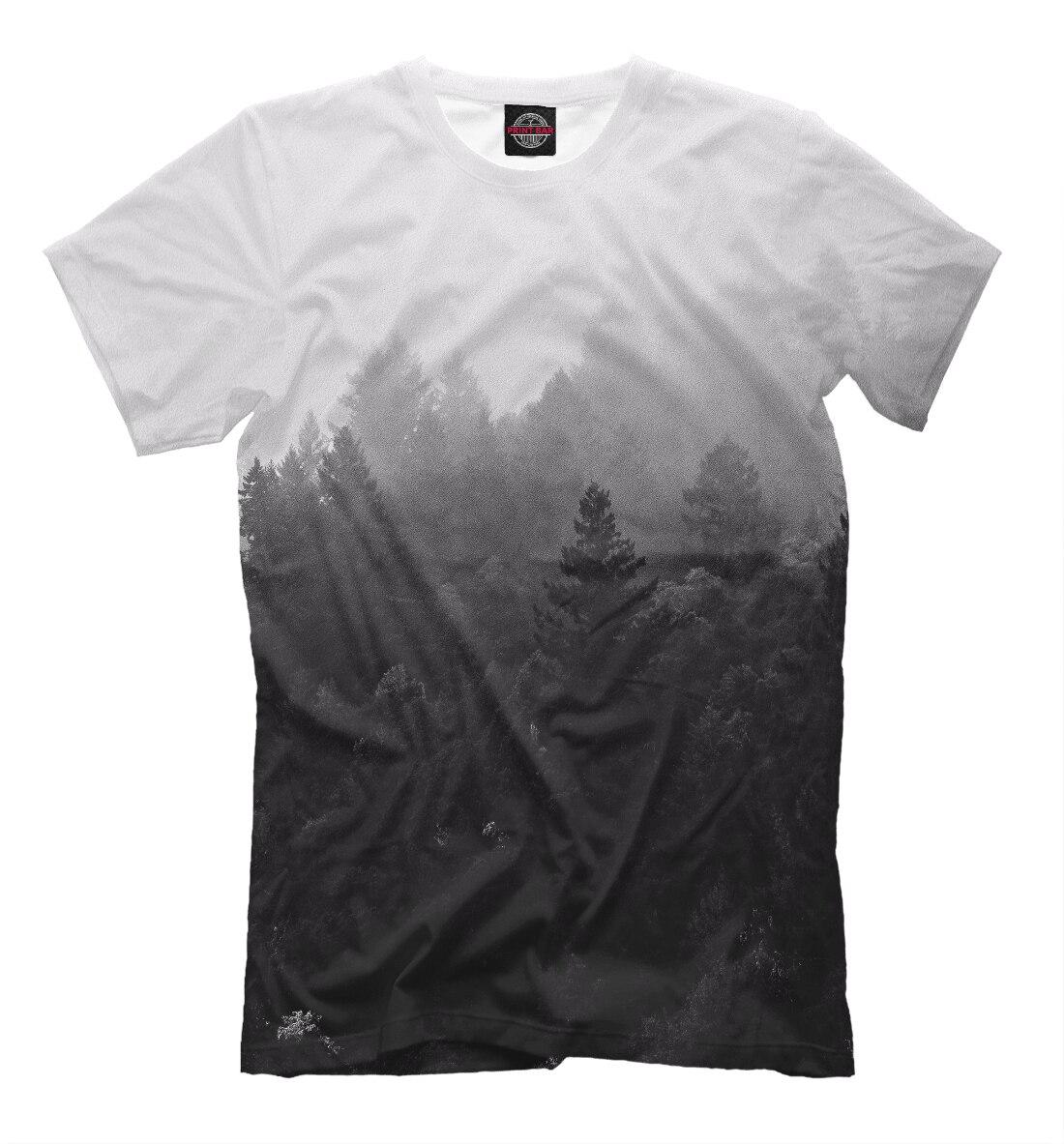 Men 'S T Shirt Forest