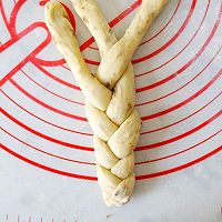 温暖了时光,干果辫子面包的做法图解18