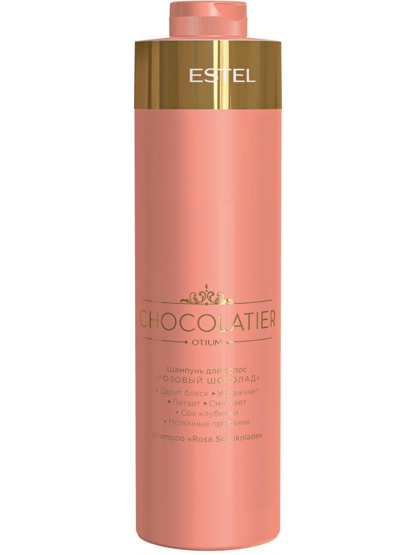 Шампунь для волос «Розовый шоколад» ESTEL CHOCOLATIER, 1000 мл