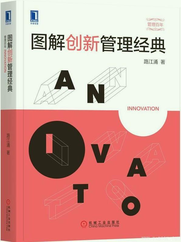 《图解创新管理经典》封面图片