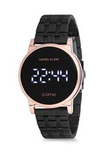 Daniel Klein d time DK012968A-03 Men Wristwatch Clock cheap 3Bar Fashion Casual