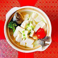鲜鸡汁卿鱼汤的做法图解9