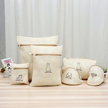Laundry Bags For Washing Bra Lingerie Polyester Mesh Machine Dedicated Wash Bag Socks Clothes Underwear Baskets
