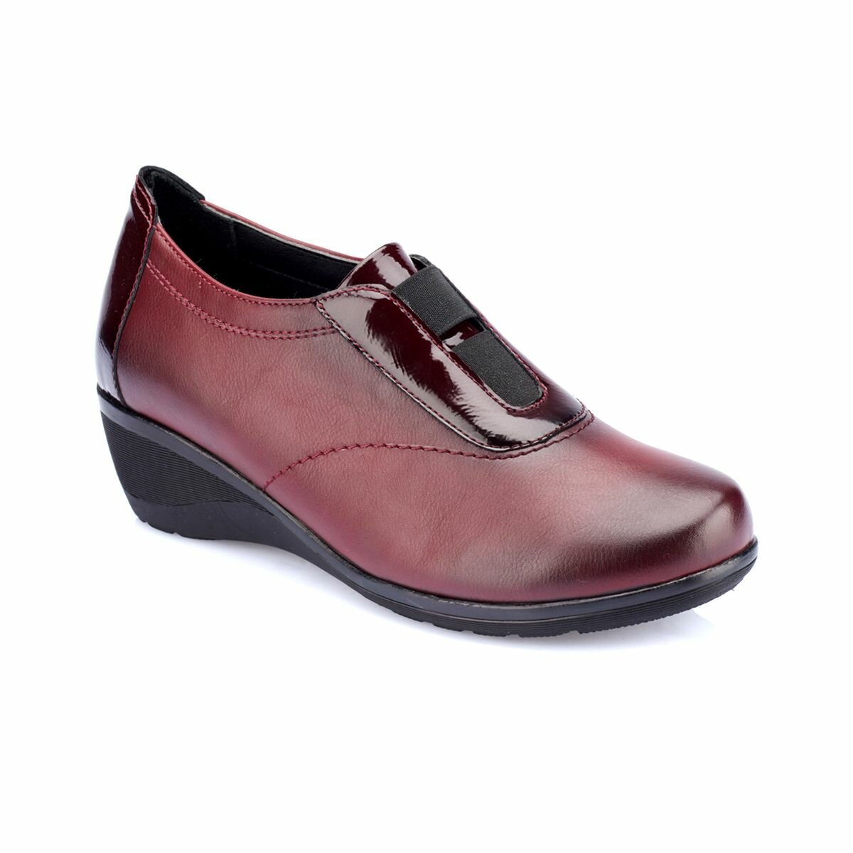 FLO 82.150082RZ Burgundy Women 'S Shoes Polaris