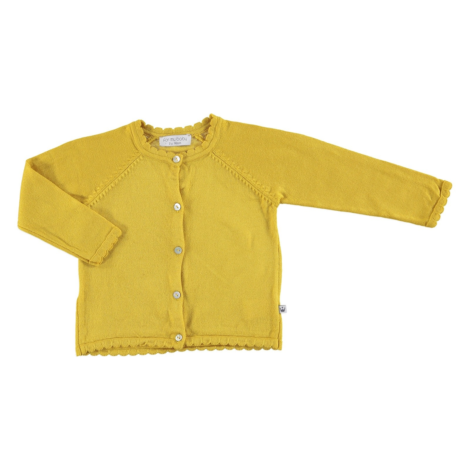 Ebebek For My Baby Girl Knit Cardigan
