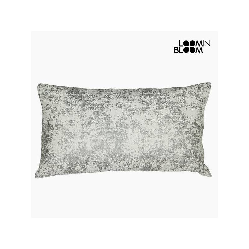 Cushion (30x50 Cm) Silver Plated