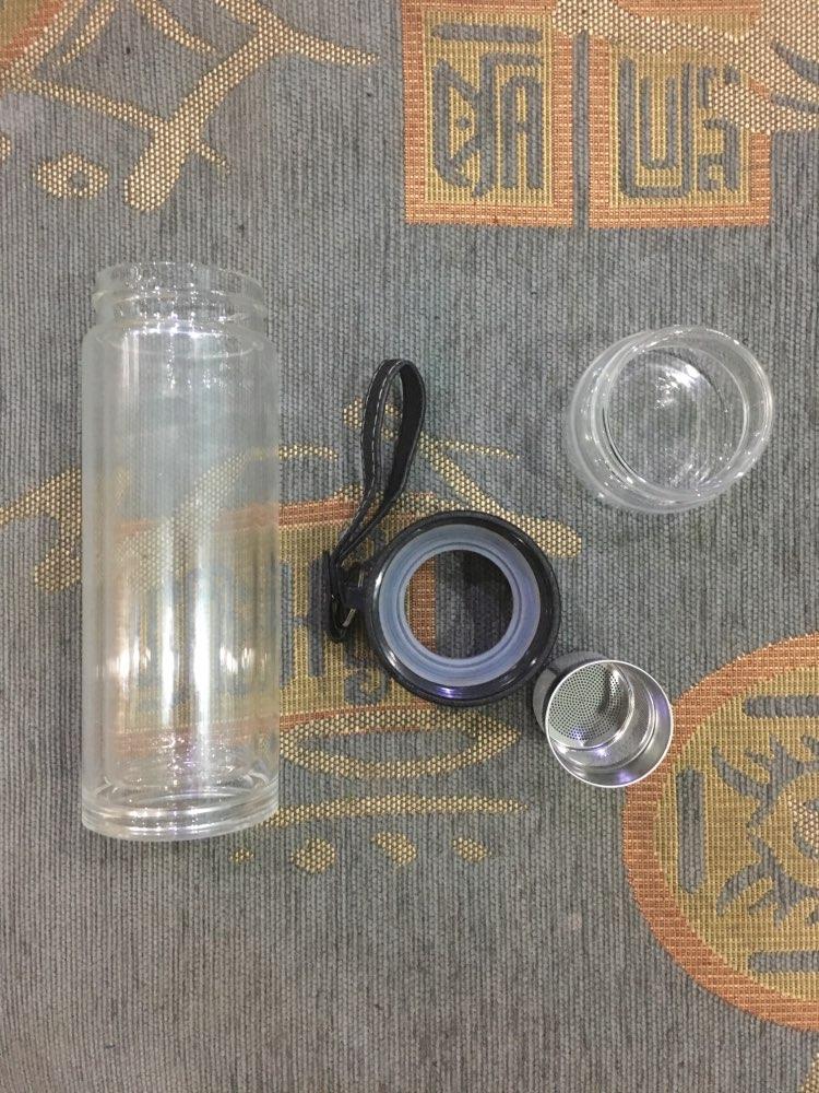 Garrafas de água Parede Portátil Infusor