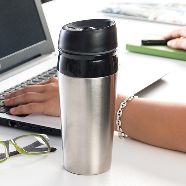 Thermal Cup With Lid Coffee