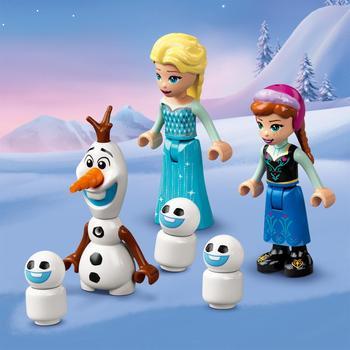 Конструктор LEGO Disney Frozen Зимняя сказка Анны и Эльзы 5