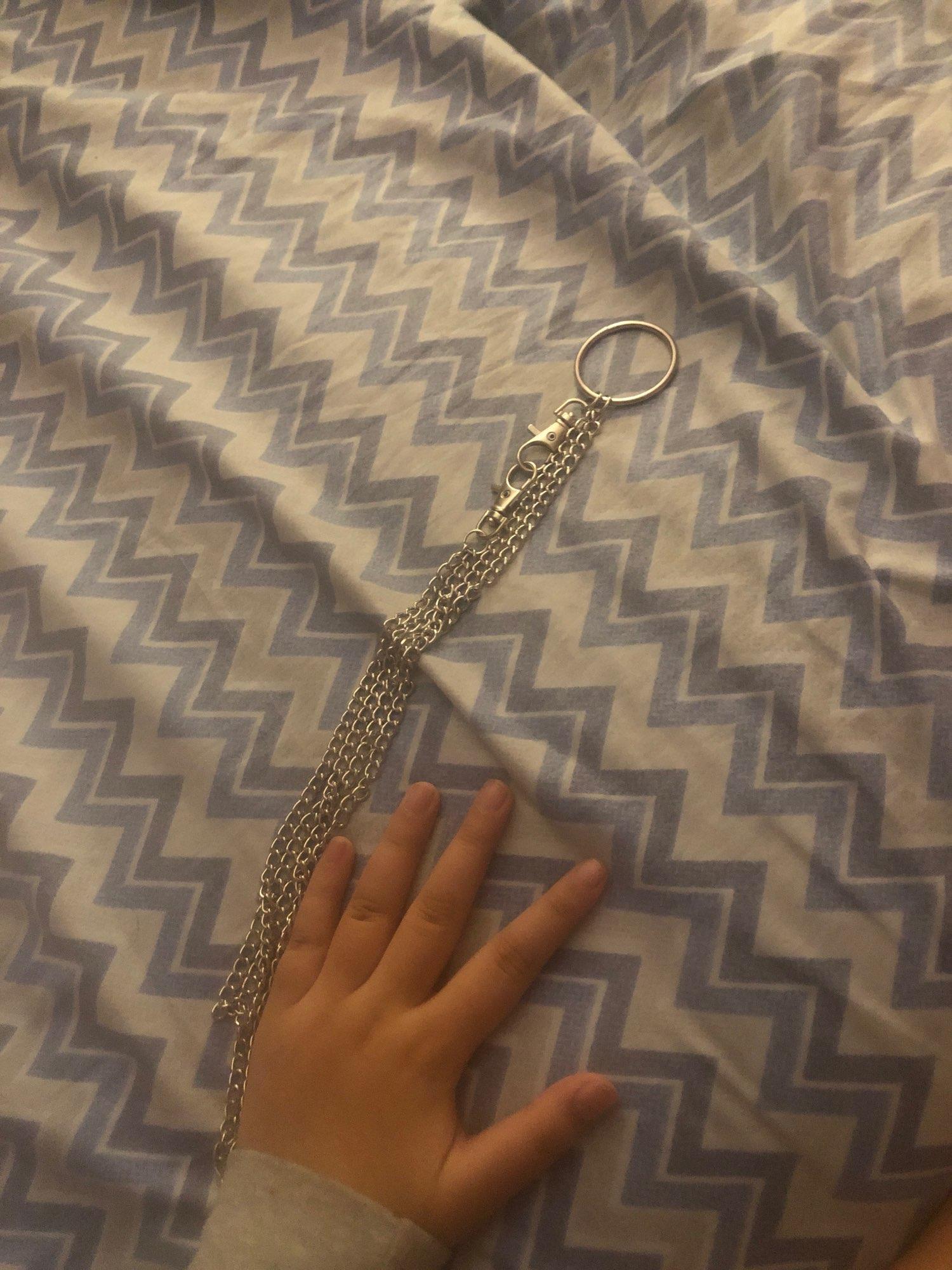 Pants Waist Chain E-boy E-girl photo review