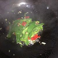 青椒炒牛肉片的做法图解4