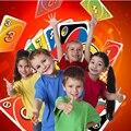 Topsale jeu de puzzle 172,8G 108 carte famille divertissement jeu de société un Uno poker cartes à jouer