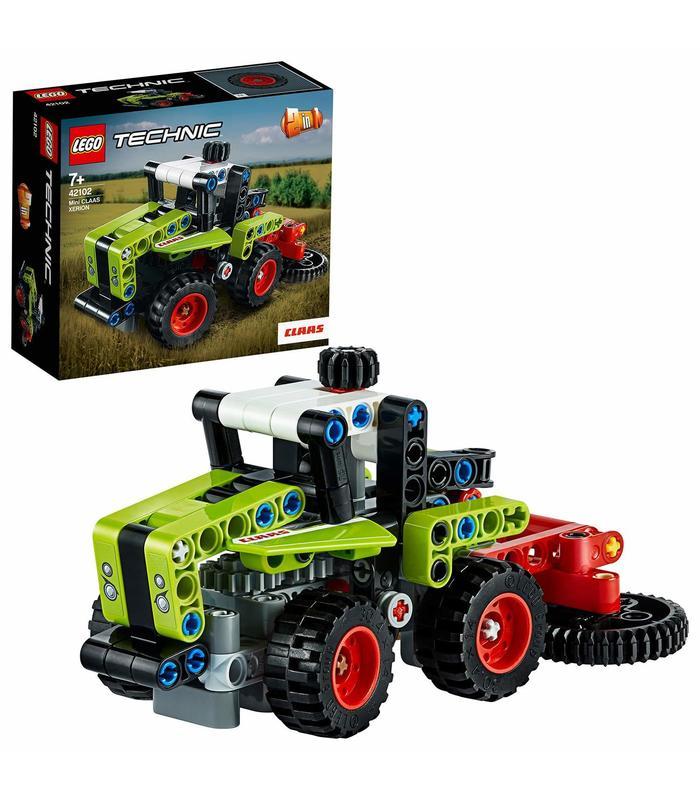 Lego 42102 Mini Claas Xerion Toy Store