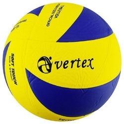 Original VERTEX Soft Volleyball Ball Official Size 5 Volley Ball For Professional Match & Training Handball