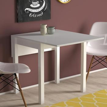 MADE IN TURKEY Folding Dining Table Solid Wood Computer Desk Kitchen Table Dining Room Furniture Kitchen Habitdesign Living Room dining room set table sets wood carvings furniture moveis antigos para sala no special offer time limited wooden dinning 333