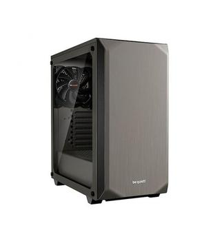 PC- Case BeQuiet Pure Base 500 Window - metallic grau