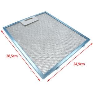 Image 4 - Фотофильтр для плиты (металлический смазочный фильтр) 249x285 мм