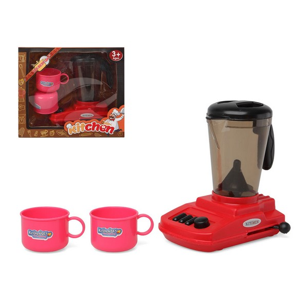 Cup Blender Kitchen Red 118606