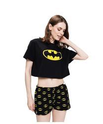 Пижама женская Бетмен купить недорого