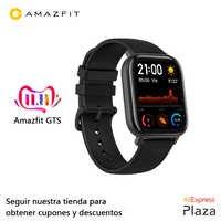 Xiaomi Huami Amazfit GTS Smartwatch (nowy inteligentny zegarek, wodoodporne pływanie, Bluetooth, GPS, sport) [wersja globalna]