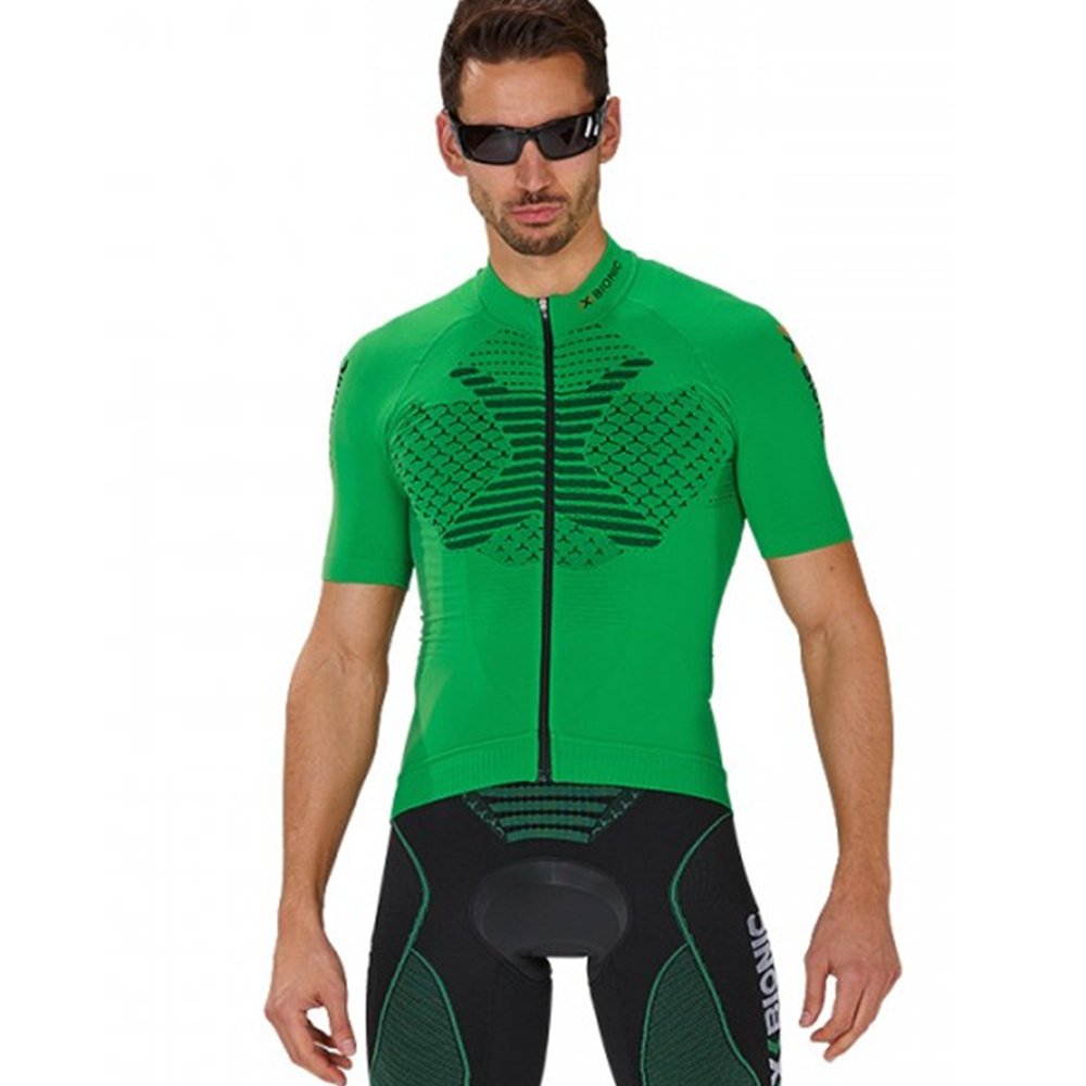 X-BIONIC Gazprom 2020 Mens Cycling Clothing Ropa Conjunto Masculino Ciclismo Bike Jersey Sportswear Bib Shorts Mtb Bekleidung