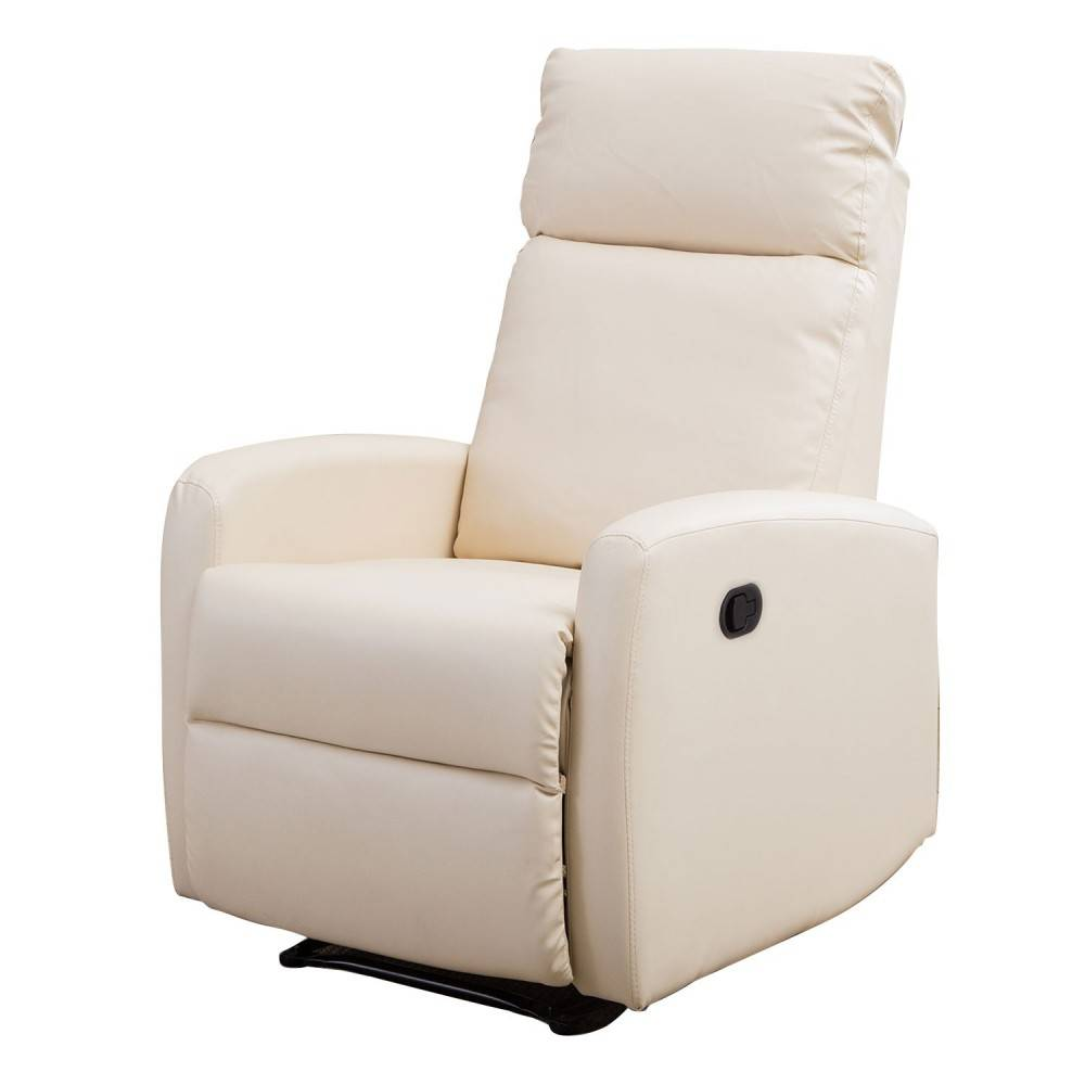 Novohogar Chair Relax Excelence Full PU Anti-Crazing. Wall Zero. Economic And With The Best Qualities