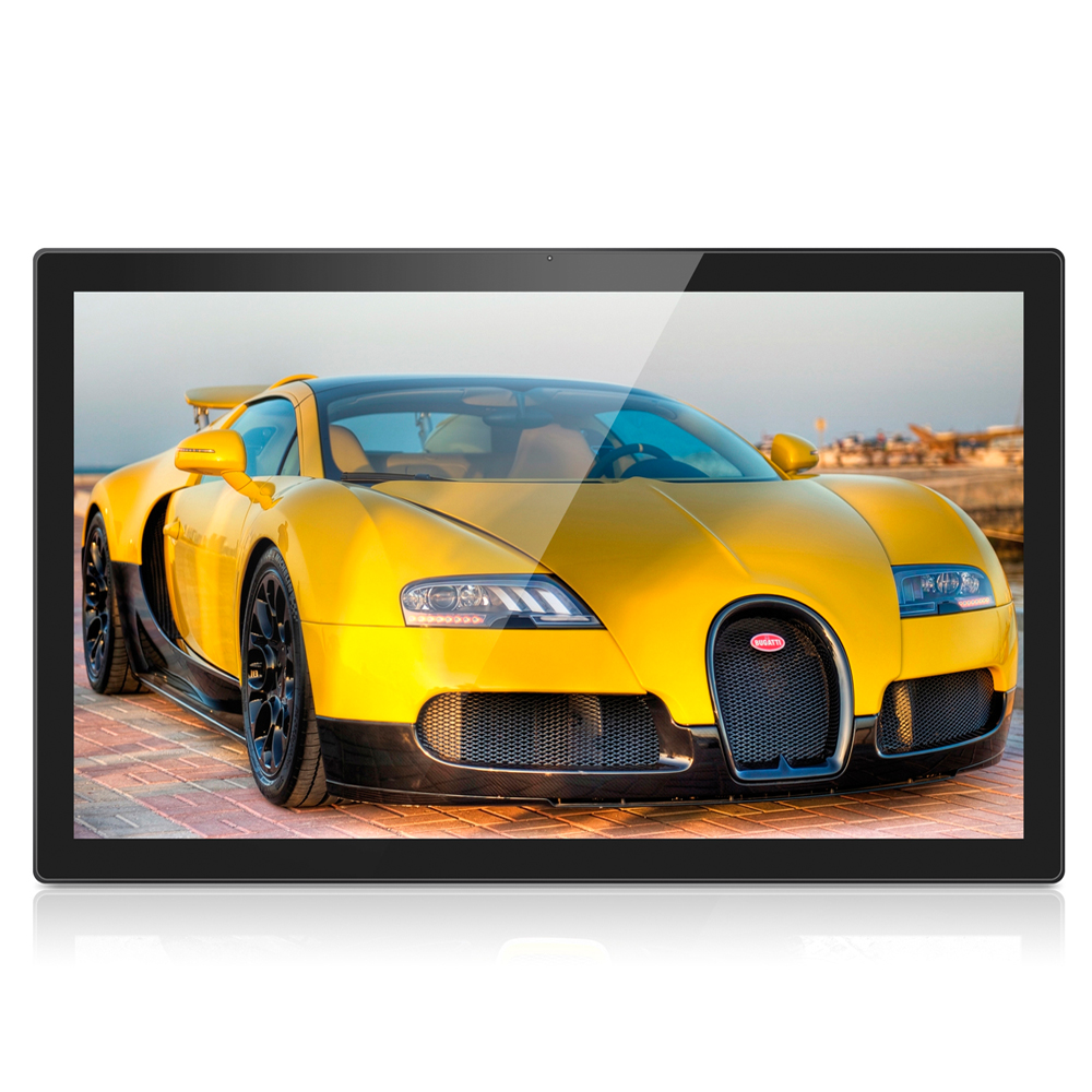 HEXA core 24 inch Android7.1 touch All in one pc(RK3399, 3.5GHz, 2GB DDR3, 16GB nand flash, 2.4G/5G wifi, 100m/1000m ethernet)