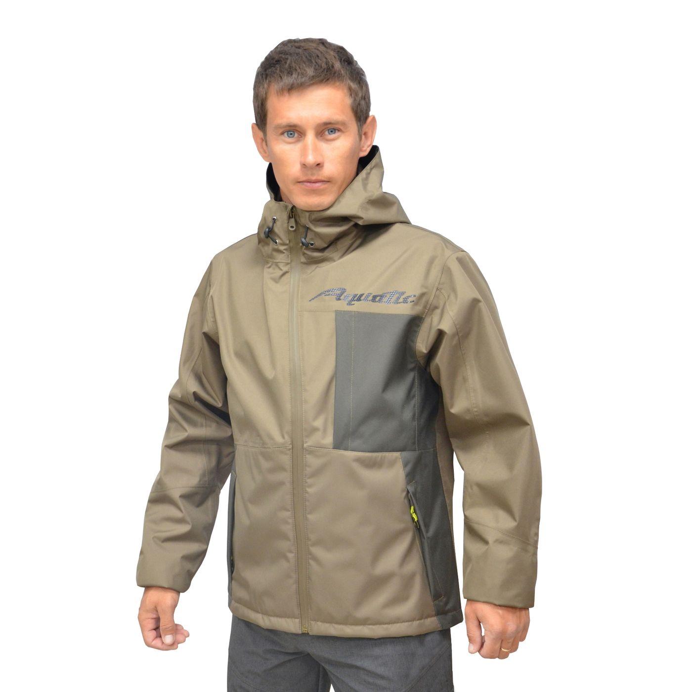 Jacket From The Rain Membrane Aquatic кд-02ф, Beige кд-02ф 46-48