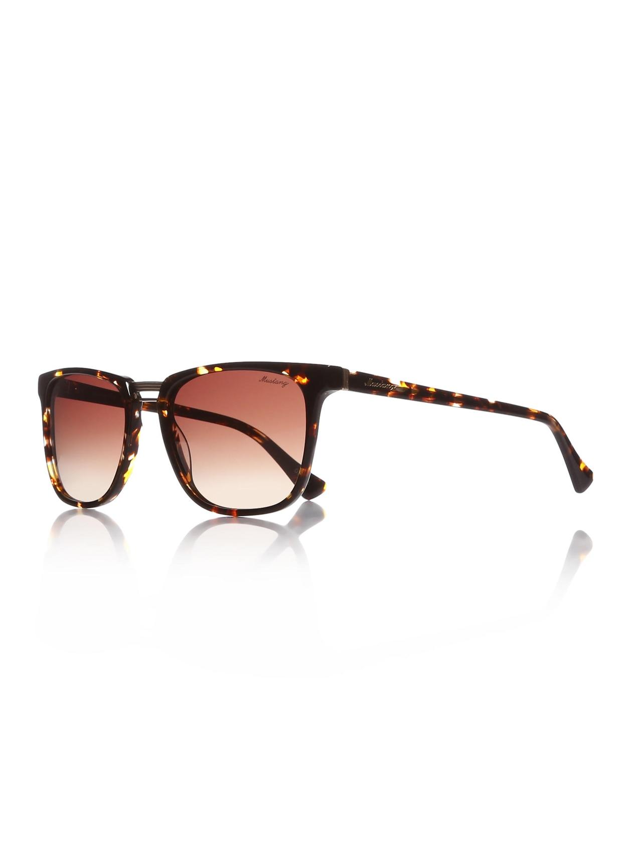 Unisex sunglasses mu 1518 03 bone Brown unspecified 56 -- mustang