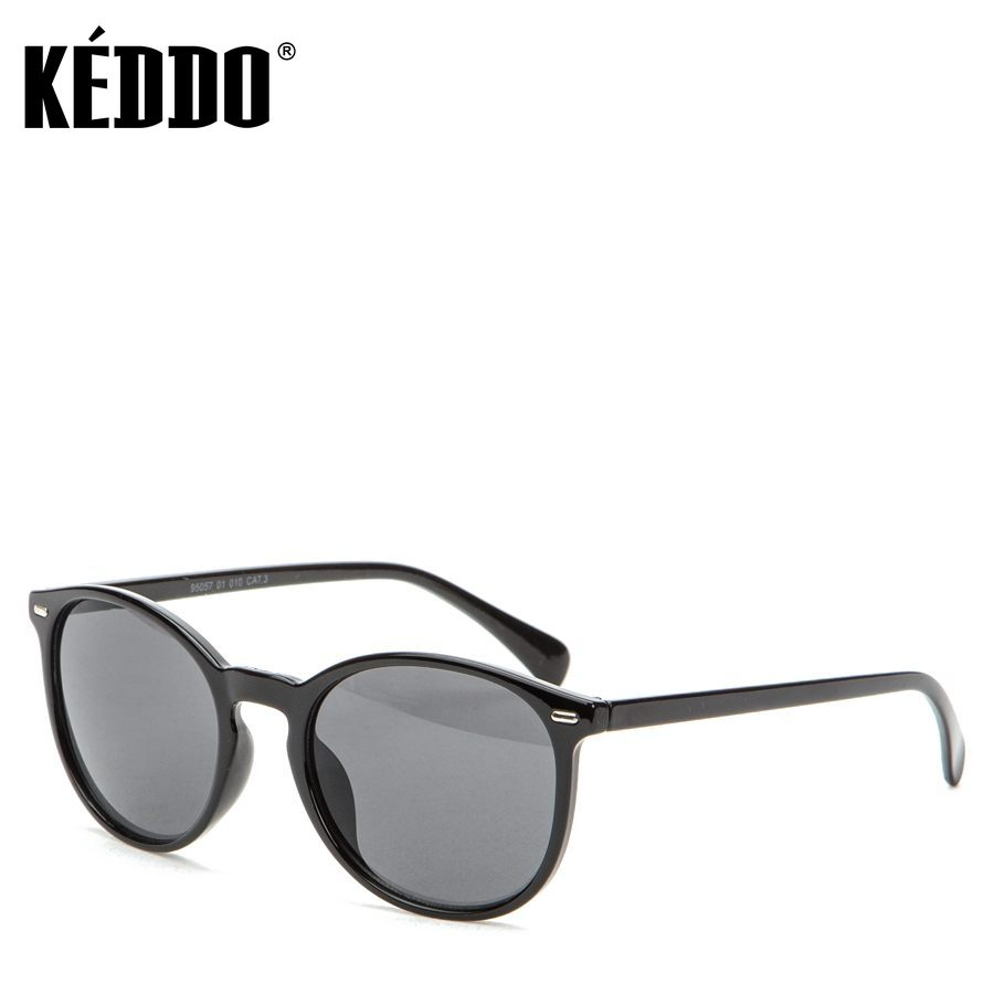 Women's Sunglasses Black Keddo