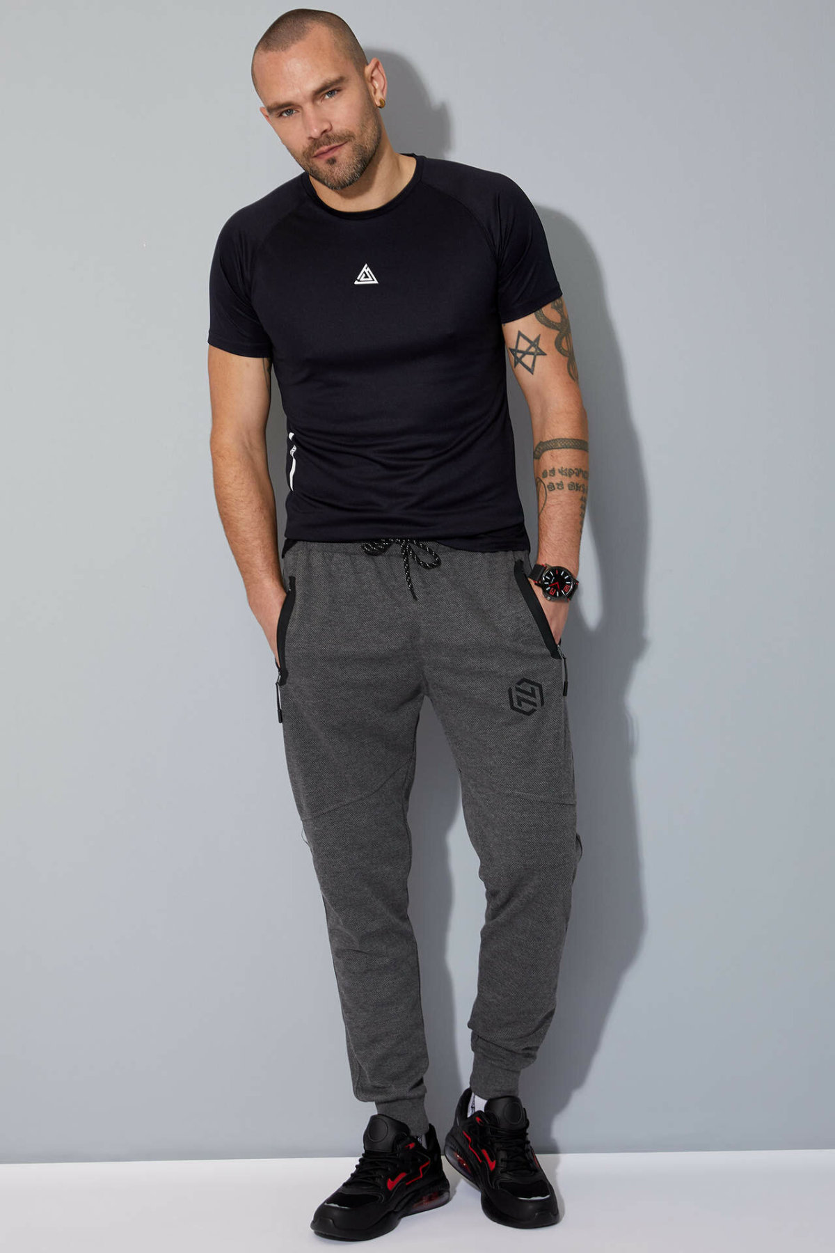 DeFacto Man Sportswear Set-M4217AZ20SP